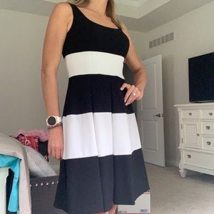 Gorgeous Ralph Lauren Fit & Flare Dress
